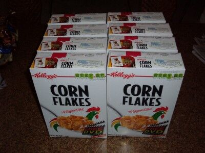 free corn flakes