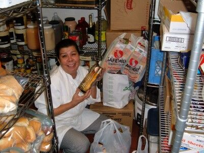 Evelyn Open Heart Kitchen