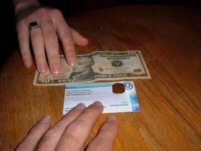 Penny Experiment exchange