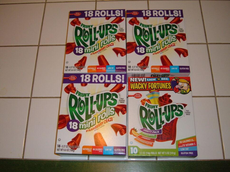 Fruit coupons