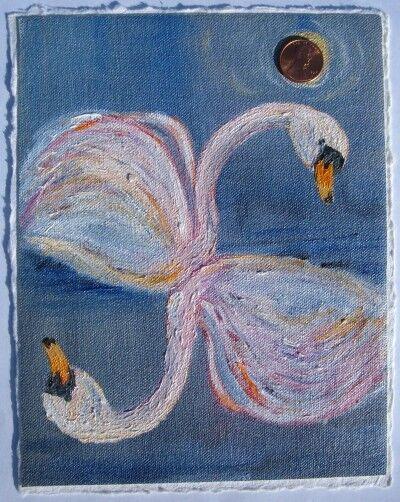 Subliminal swans