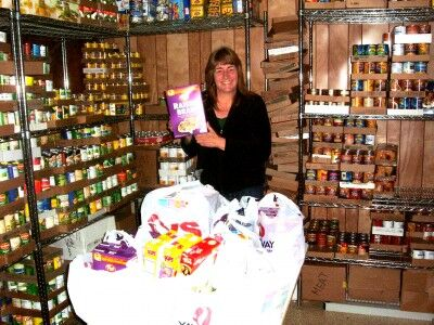 Milpitas food pantry Karen