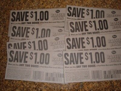 post raisin brand coupons
