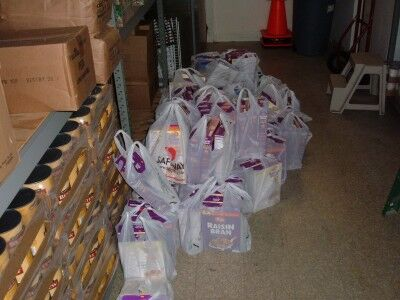 tri valley haven food bank delivery