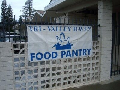 tri valley haven food pantry