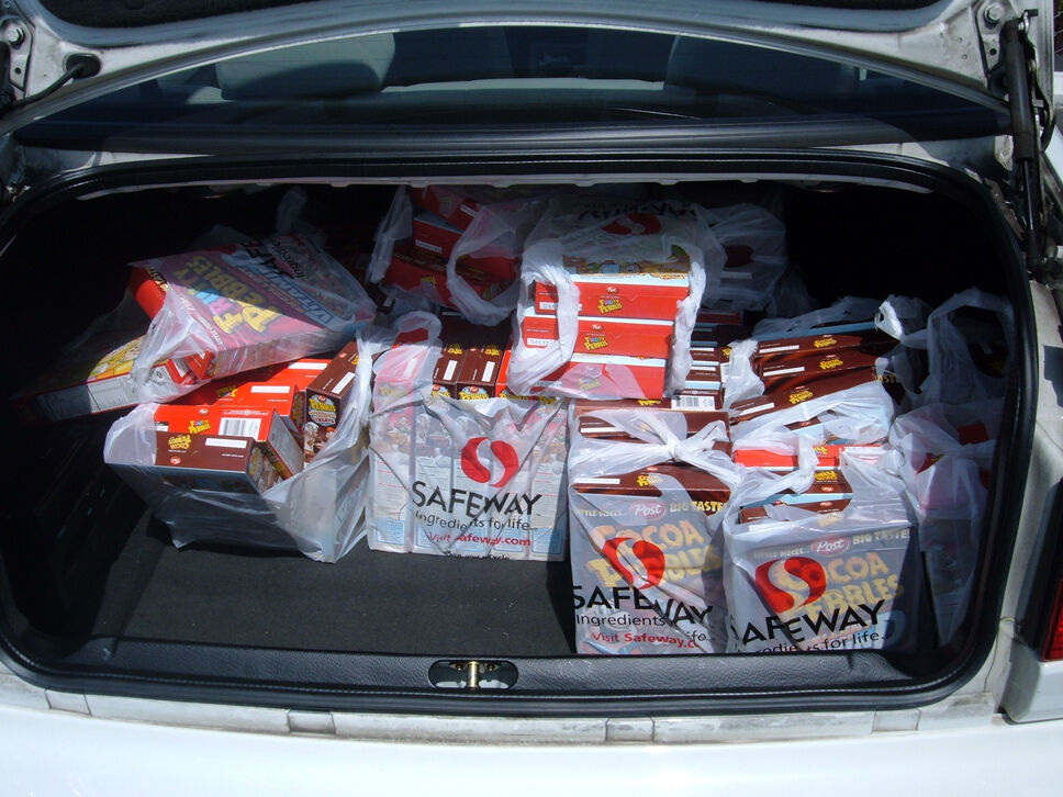 115 More Boxes of Cereal Bought & Donated | Penny Experiment