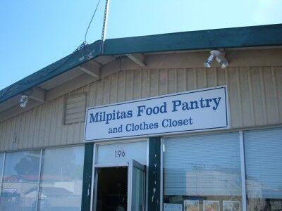 milpitas food pantry