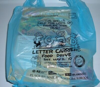 stamp out hunger bag