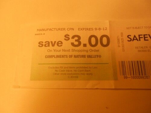 nature valley granola catalina coupon